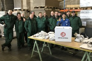 Packerschulung Nippon Express