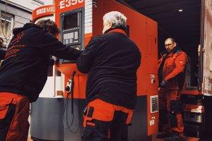 ELRA Standortverlegung Wien – Jois