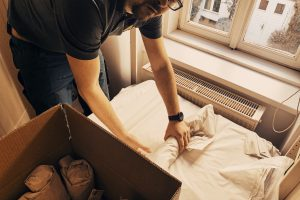 Start of a new life adventure – family relocation